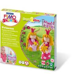 Fimo form&play princess - Askartelutarvikkeet - 137862 - 1