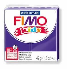 Fimo kids violetti - Askartelutarvikkeet - 140772 - 1