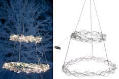 Finnlumor roikkuva  helmivalokranssi - Jouluun valot,koristeet,tekstiilit - 144732 - 1