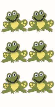 Frogs-tarra-arkki - Askartelutarvikkeet - 137272 - 1
