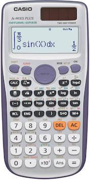 Funktiolaskin CASIO FX-991ES PLUS - Funktiolaskimet - 112902 - 1