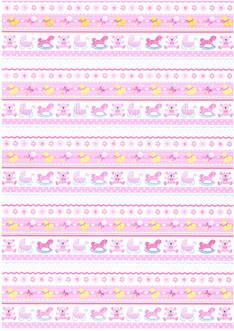 Glitterpaperi raita A4/5 - Askartelutarvikkeet - 142832 - 1