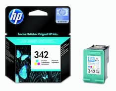 HP 342 C9361EE mustesuihku - HP mustesuihkuväripatruunat - 114022 - 1