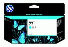 HP 72 C9371A mustesuihku - HP mustesuihkuväripatruunat - 122592 - 1