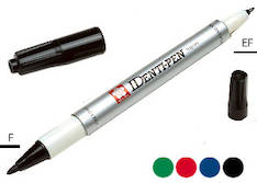 Huopakynä 1/0,5mm SAKURA IDENTI 2-päinen - Huopakynät - 101292 - 1