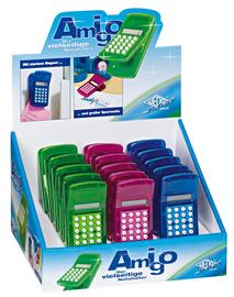 Jääkaappimagneetti ja pidike + laskin - Koulu tuotteet - 130342 - 1