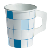 Kahvikuppi 175ml HUHTAMÄKI Econo - Kertakäyttöastiat - 105022 - 1