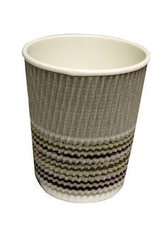 Kahvikuppi 240ml DUNI kolmikerrosmuki - Kertakäyttöastiat - 127022 - 1