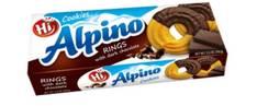 Keksi tummasuklaarengas Alpino 150g - Keksit ja korput - 150692 - 1