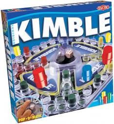 Kimble - Pelit Nelostuote - 105412 - 1