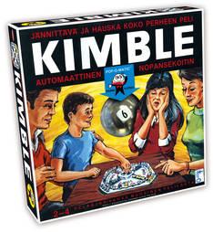 Kimble Retro - Pelit Nelostuote - 150682 - 1