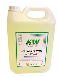 Klooripesu 5L KW - Pesu- ja puhdistusaineet - 127122 - 1