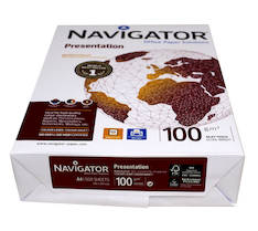 Kopiopaperi NAVIGATOR A4/100g - Kopiopaperit - 127582 - 1
