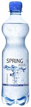 Lähdevesi Spring Aqua hapotettu 0,5L - Mehut ja virvoitusjuomat - 127942 - 1