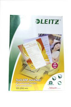 Laminointitasku A5 125mic LEITZ - Laminointitaskut - 104282 - 1