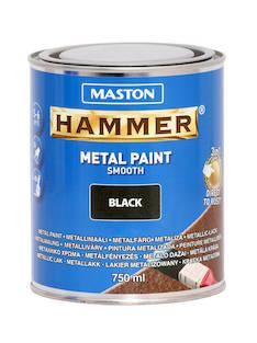 Maali hammer sileä 750ml - Maalaustarvikkeet - 136382 - 1