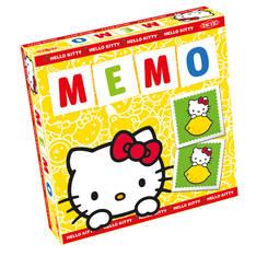 Memo Hello Kitty Scan - Pelit Nelostuote - 150672 - 1