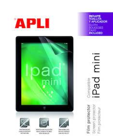 Näytönsuojakalvo iPad mini APLI - Häikäisy - ja tietoturvasuojat - 131872 - 1