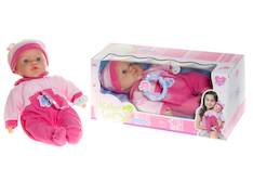 Vauvanukke äänillä 43cm - Lelut - 145292 - 1