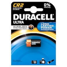 Paristo DURACELL CR17355 Ultra Photo CR2 - Paristot - 131812 - 1