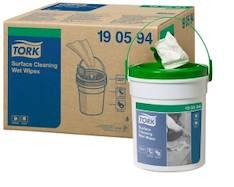 Pintojen puhdistusliina TORK - Teollisuuspyyhkeet ja telineet - 145332 - 1