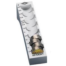Rahasarakealusta WEDO 50 centtisille - Kassalippaat - 132242 - 1
