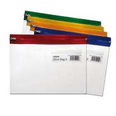 Säilytystasku ZIPPA BAG A4 vetoketjulla - Muut taskut - 117162 - 1