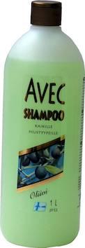 Shampoo avec oliivi 1l - Kosmetiikka ja pesuaineet - 136472 - 1