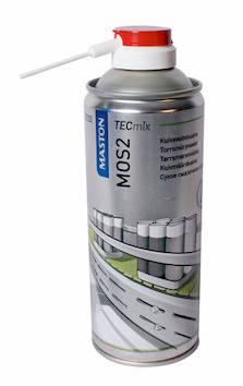 Spray mos2 kuivavoiteluaine 400ml - Maalaustarvikkeet - 136422 - 1