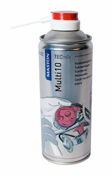 Spray multi10 kosteudenpoistaja 400ml - Maalaustarvikkeet - 136412 - 1