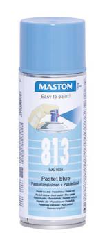 Spraymaali 100 400ml ral5024 - Maalaustarvikkeet - 136252 - 1