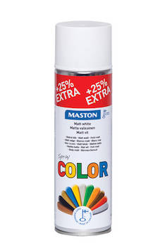 Spraymaali Color 500ml - Maalaustarvikkeet - 147762 - 1