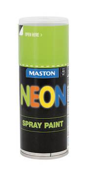 Spraymaali Fluo 150ml - Maalaustarvikkeet - 147772 - 1