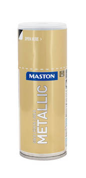 Spraymaali Metallic 150ml - Maalaustarvikkeet - 147782 - 1