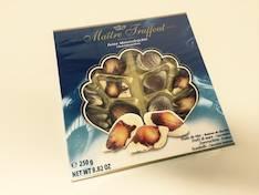 Suklaakonvehti Sea Shells blue 250g - Makeiset - 144002 - 1