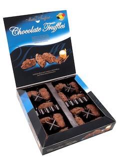 Suklaakonvehti Truffles Pralines 200g - Makeiset - 149482 - 1