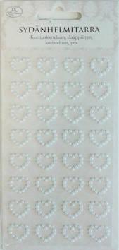 Sydänhelmitarra - Tarrat ja tarrakirjat - 146512 - 1