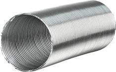 Taipuisa haitariputki 125mm/1,5m - Pientarvikkeet - 135052 - 1