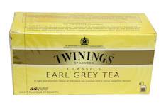 Tee TWININGS Classic Earl Grey Tea - Kahvit,teet ja kaakaot - 120962 - 1