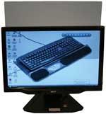 Tietoturvasuoja 3M PF20.0W9 - Häikäisy - ja tietoturvasuojat - 132722 - 1