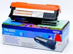 Värikasetti BROTHER TN-325C laser - Brother laservärikasetit ja rummut - 122452 - 1