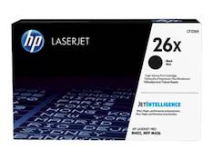 Värikasetti HP 26X CF226X laser - HP laservärikasetit ja rummut - 146052 - 1