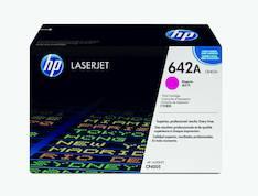 Värikasetti HP 642A CB403A laser - HP laservärikasetit ja rummut - 117772 - 1