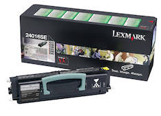 Värikasetti LEXMARK 24016SE laser - Lexmark laservärikasetit ja rummut - 114642 - 1