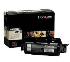 Värikasetti LEXMARK 64016HE laser - Lexmark laservärikasetit ja rummut - 118642 - 1