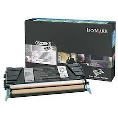 Värikasetti LEXMARK C5220KS laser - Lexmark laservärikasetit ja rummut - 117592 - 1
