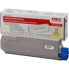 Värikasetti OKI C5850 C5950C MC560 laser - Oki värikasetit - 145942 - 1