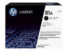 Värikasetti HP 81A CF281A laser - HP laservärikasetit ja rummut - 150792 - 1