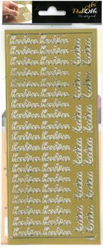 Ääriviivatarra kutsu - Tarrat ja tarrakirjat - 135992 - 1