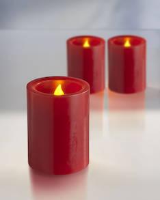 Airam cindy led 4:n pkt vahakyntt+timer 6,5cm - Jouluun valot,koristeet,tekstiilit - 144303 - 1